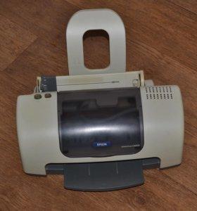 Струйный принтер EPSON STYLUS C40UX