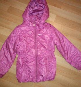 Куртка demix 4-5 лет