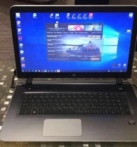 Ноутбук HP Pavilion 17-g154ur