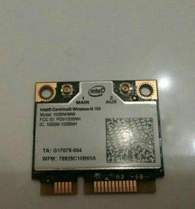 Контроллер Intel Centrino Wireless-N 100