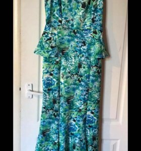Платье в пол Colambetta, 46