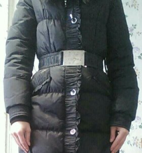Пуховик зимний 42 размер