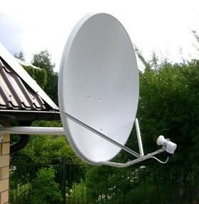 Настройка и монтаж спутниковых антенн.