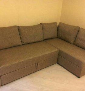 Угловой диван Mansberg