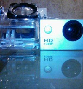 Экшен камера 3 +