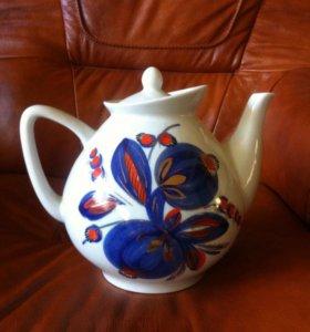 Заварочный чайник большой. СССР