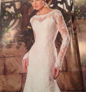 Свадебное платье Ангелина Gabbiano