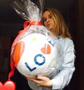 Love is,подарок