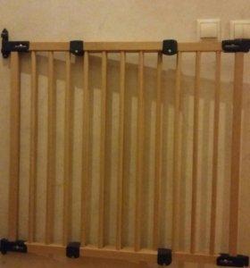 Перегородка на лестницу (заборчик)