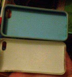 Чехлы на iPhone 5 и 5s