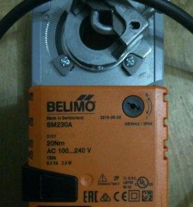 Электропривод Belimo sm230a.