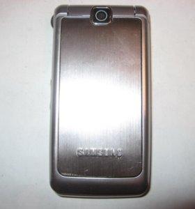 Samsung S3600i Metallic Slim Stylish Silver