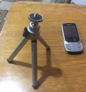 Штатив для видеокамеры , фотоаппарата