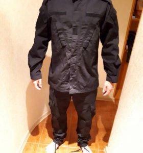 черная форма(спецназ)