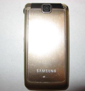 Samsung S3600i Metallic Slim Stylish Gold