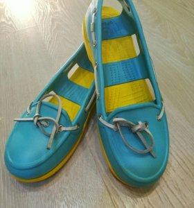 Мокасины Crocs 40,5