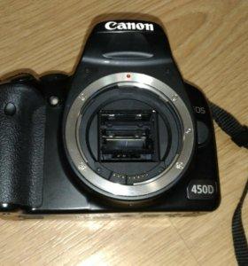 Фотоаппарат Canon eos 450 D