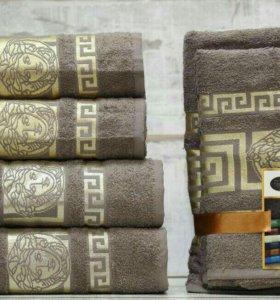 Набор 4 полотенца