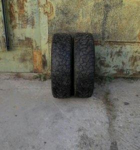 Две зимних шины Матадор R14 185*70