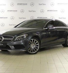 Mercedes-Benz CLS-Класс, 2015