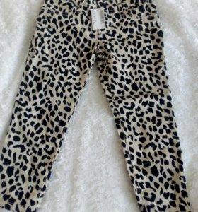Новые брюки для полненькой девочки