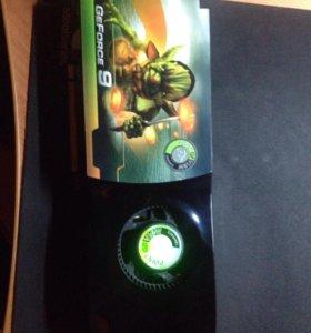 Видеокарта GeForce 9800 GTX+ 512 MB