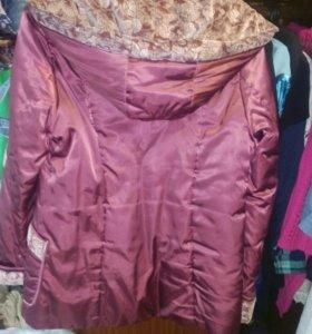 Осенее-весеняя куртка