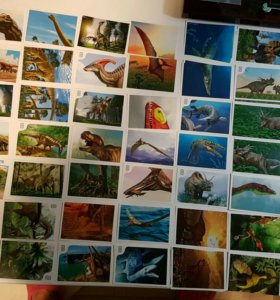 Наклейки дикси Смотри Динозавры