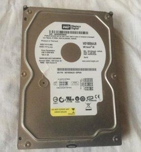 Жёсткий диск 160гб