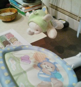 Мобиле Fisher-Price на детскую кроватку