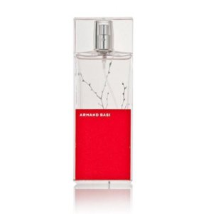 ARMAND BASI IN RED - EDT