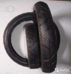 Покрышки резиновые для колес колясок