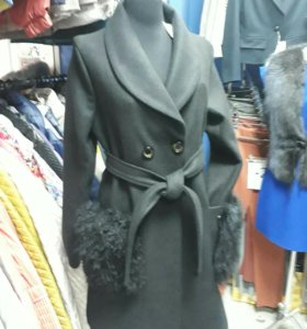 Пальто для модных девушек