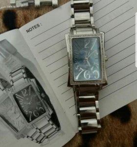 Часы Swiss Legend с бриллиантами