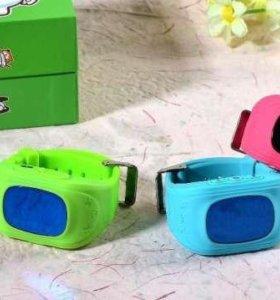 Умные часы Smart Baby Watch Q50gps трекер