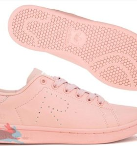 Adidas Stan Smith X Raf Simons розовые (36-40)