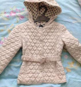 Куртка Mothercare весна 104 см