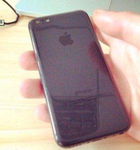 iPhone 5c 16gb торг можно в чёрном корпусе