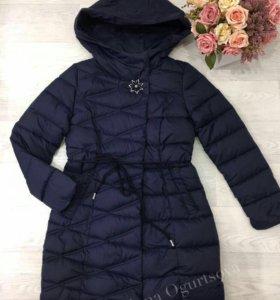 Новая куртка пальто