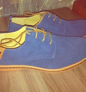 Туфли новые ( не ношеные совсем )