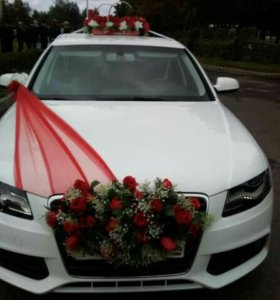 Прокат автомобилей для свадеб и праздников