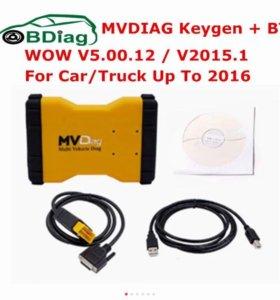 Сканер авто diag OBD 2