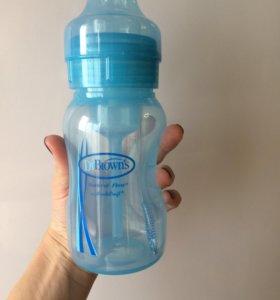 Новые бутылочки Dr.Brown's 250 мл (в наличие 2шт)