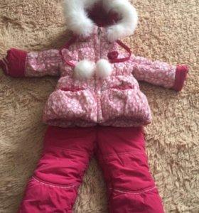 Зимний костюм+ бонус!!!