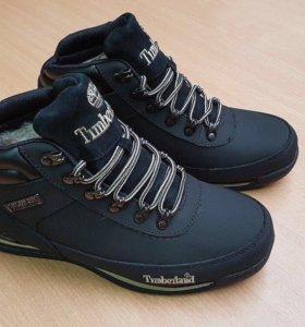 Мужские ботинки timberland очень/зима