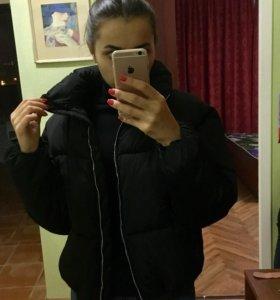 Утеплённая куртка + пуховик