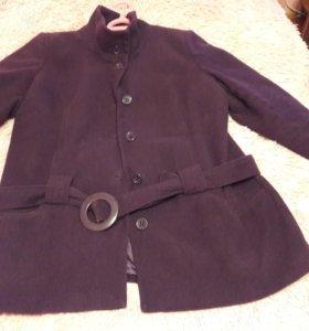Пальто, размер 56