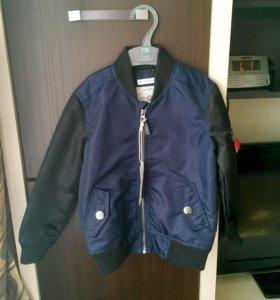 Куртка ветровка Детская новая