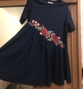 Платье из инстабутика