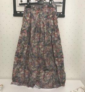 Платья 3 шт +юбка